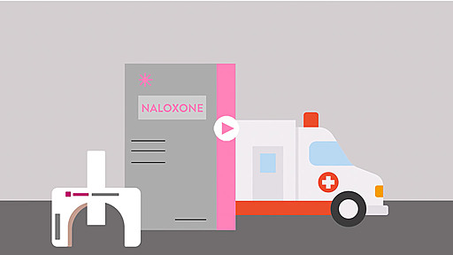 Providing Naloxone with an Initial Opioid Prescription