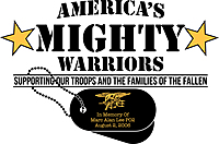 America's Mighty Warriors`